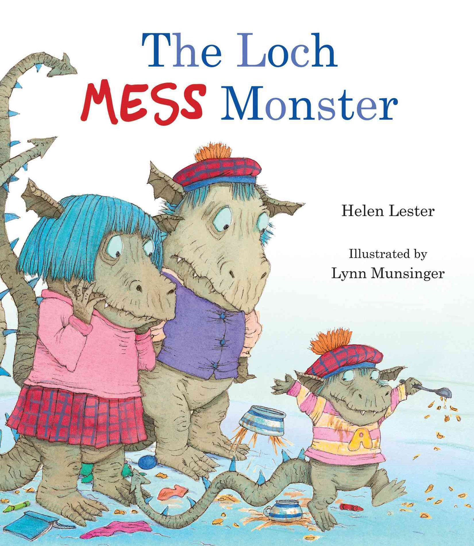 The Loch Mess Monster