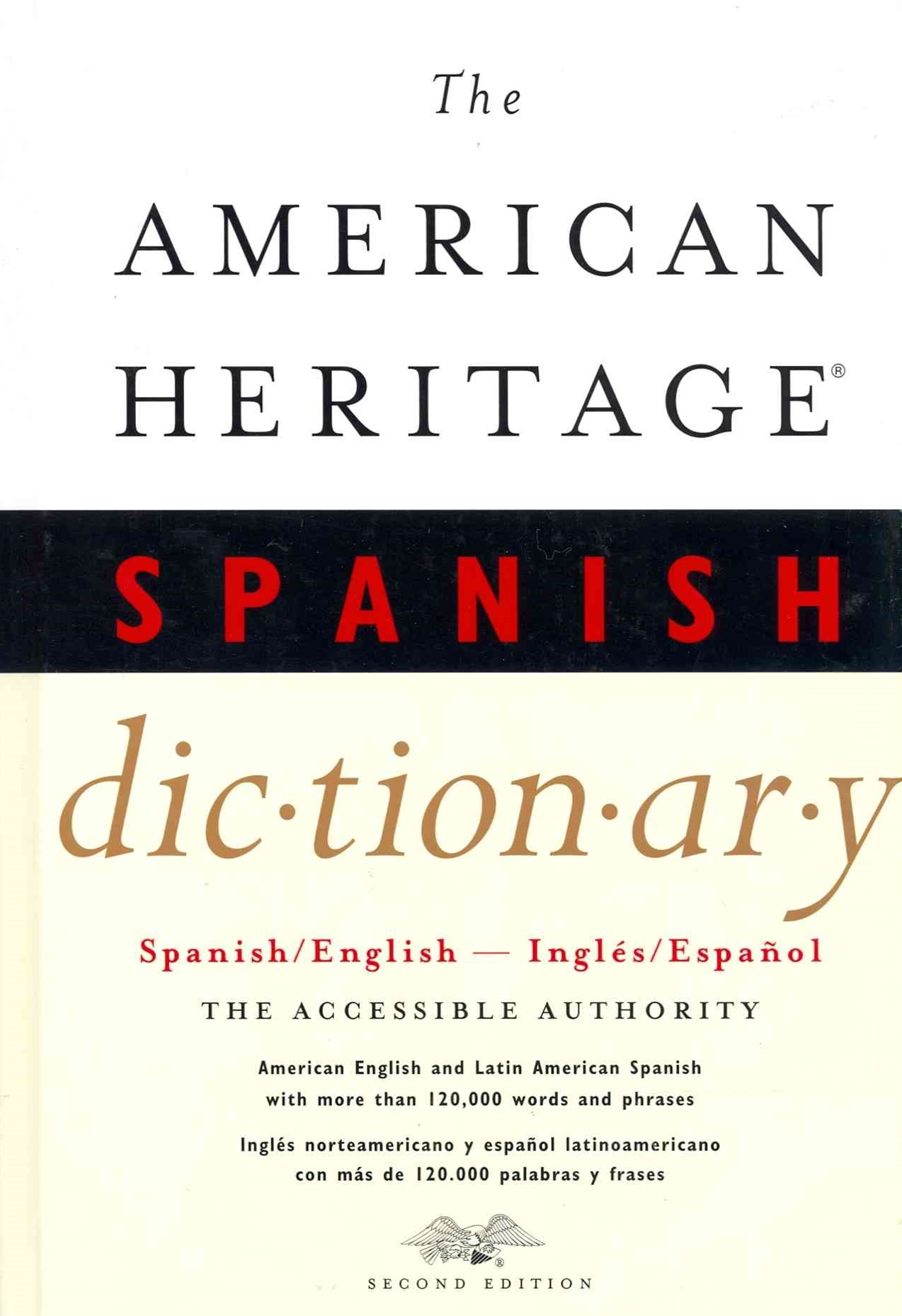 The American Heritage Spanish Dictionary