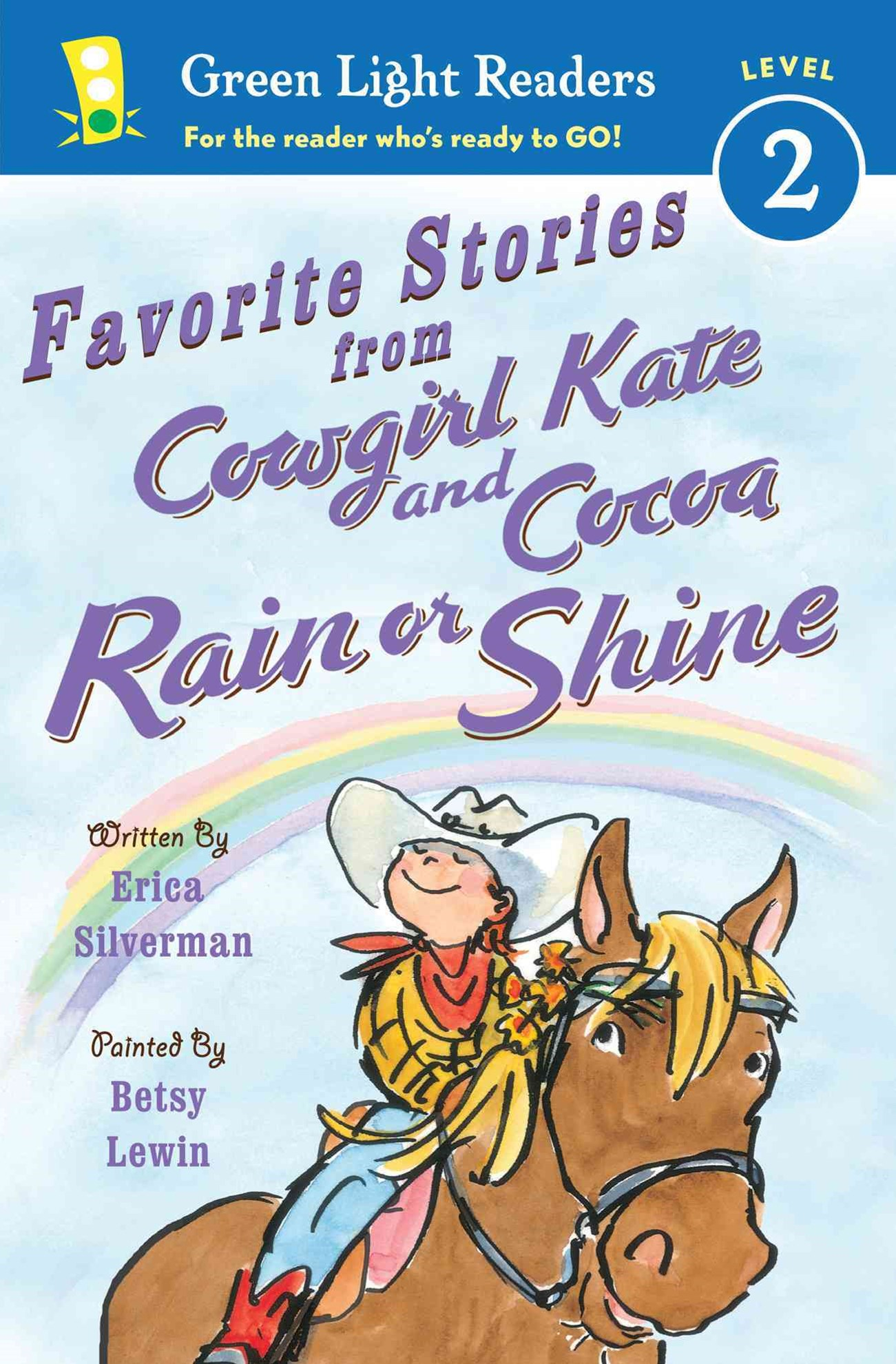 Favorite Stories from Cowgirl Kate and Cocoa: Rain or Shine  GLR L2