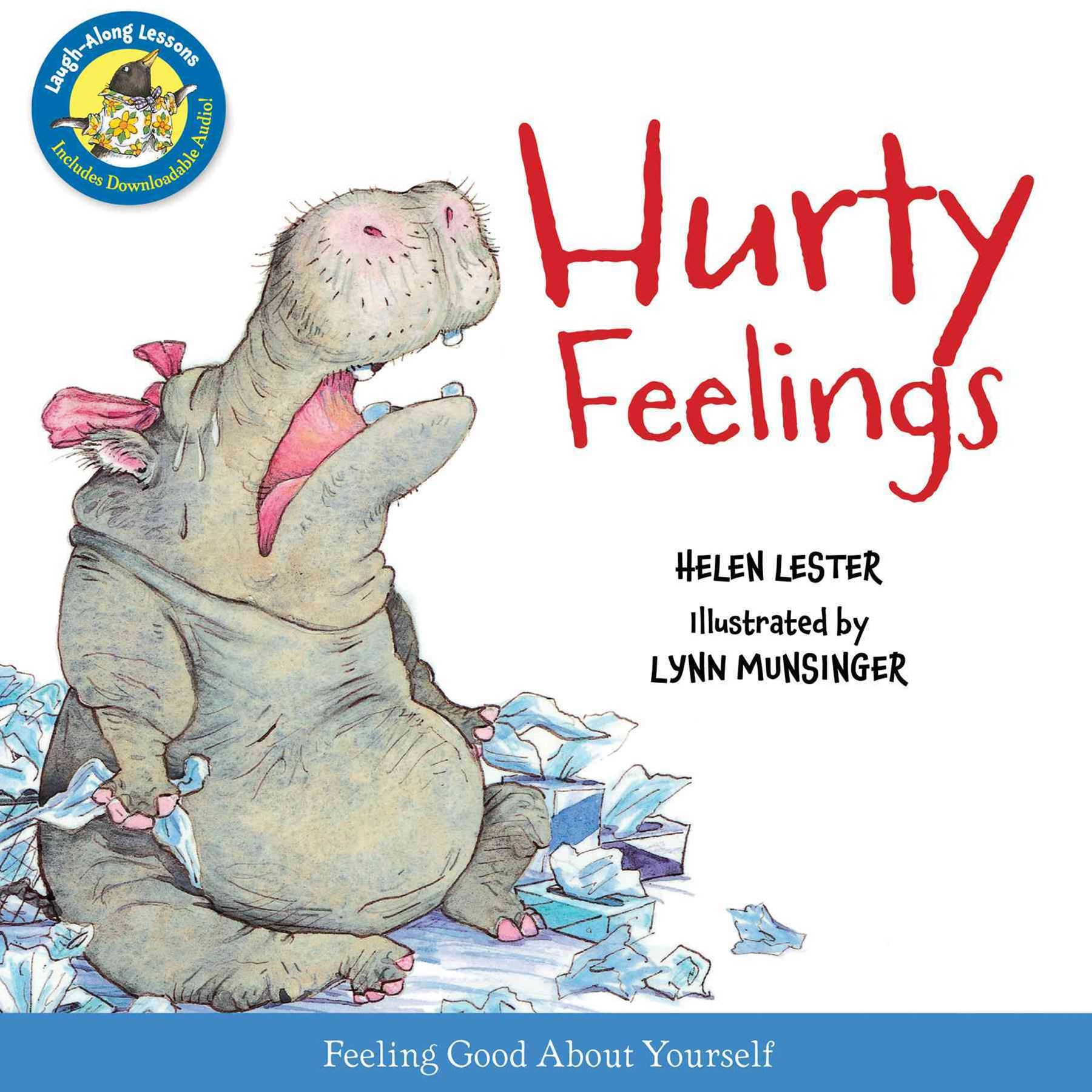 Hurty Feelings: Laugh Along Lessons