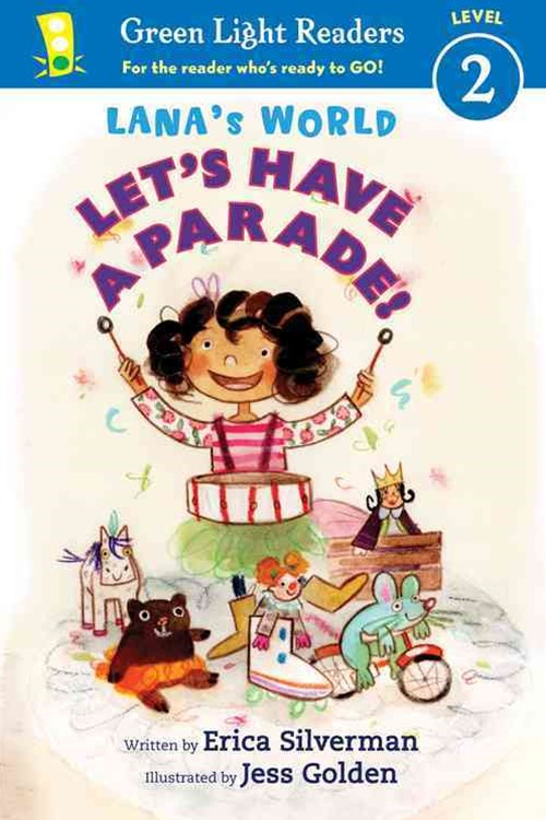 Lana's World: Let's Have a Parade! (GLR Level 2)