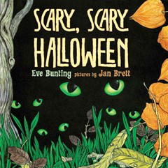 Scary, Scary Halloween Book and CD