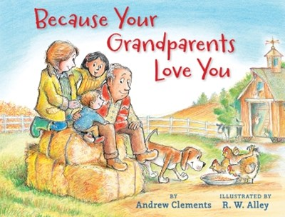 (ebook) Because Your Grandparents Love You