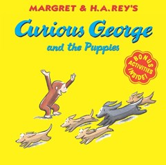 Curious George and the Puppies (Read-aloud)