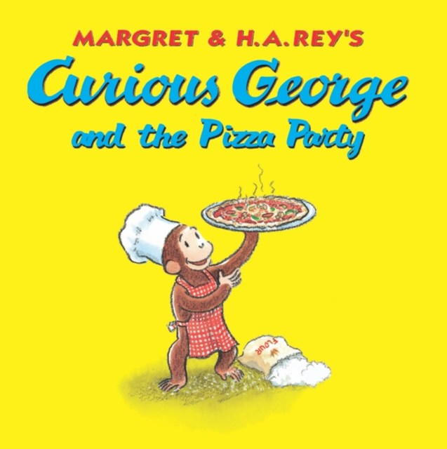 (ebook) Curious George and the Pizza Party (Read-aloud)