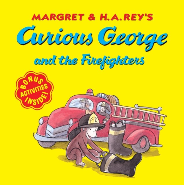 Curious George and the Firefighters (Read-aloud)