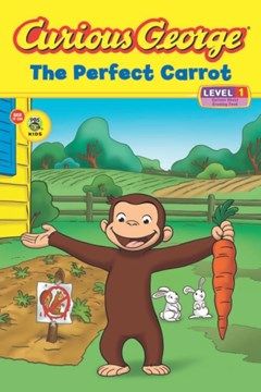 Curious George The Perfect Carrot (CGTV Read-aloud)