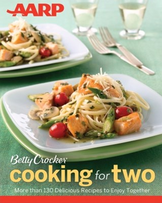 (ebook) AARP/Betty Crocker Cooking for Two