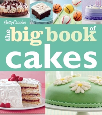 (ebook) Betty Crocker The Big Book of Cakes