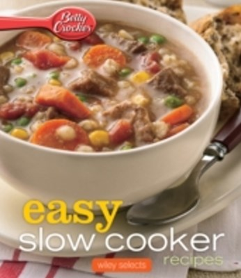 (ebook) Betty Crocker Easy Slow Cooker Recipes: HMH Selects