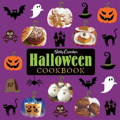 (ebook) Betty Crocker Halloween Cookbook
