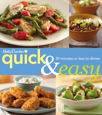 (ebook) Betty Crocker Quick & Easy 3e