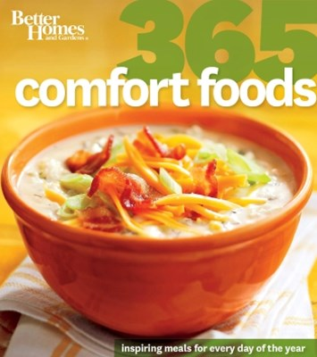 (ebook) Better Homes and Gardens 365 Comfort Foods