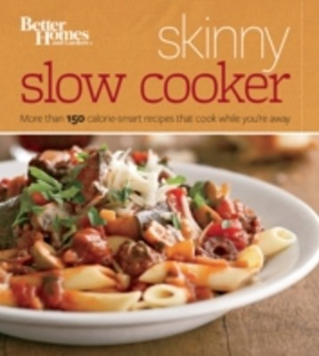 (ebook) Better Homes and Gardens Skinny Slow Cooker