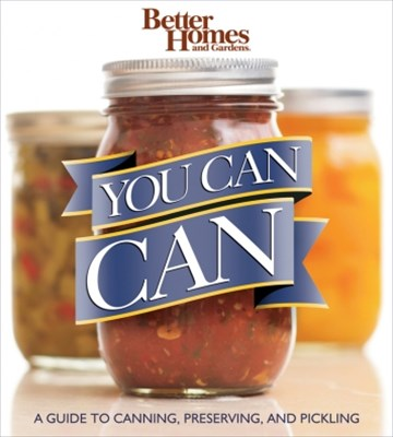 (ebook) Better Homes and Gardens You Can Can
