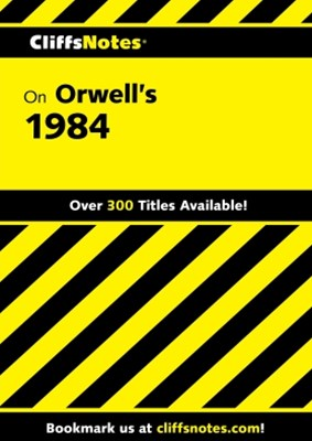 (ebook) CliffsNotes on Orwell's 1984
