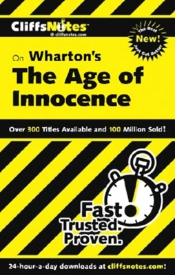 (ebook) CliffsNotes on Wharton's The Age of Innocence