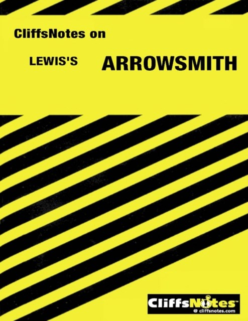 (ebook) CliffsNotes on Lewis' Arrowsmith