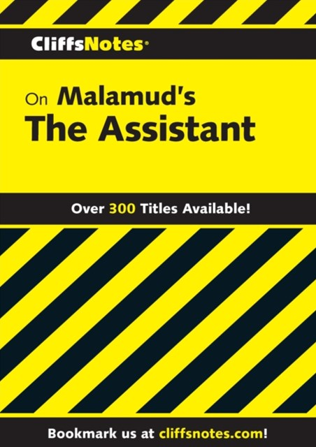 CliffsNotes on Malamud's The Assistant