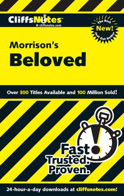 (ebook) CliffsNotes on Morrison's Beloved