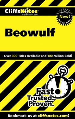 (ebook) CliffsNotes Beowulf