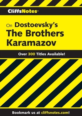 (ebook) CliffsNotes on Dostoevsky's The Brothers Karamazov, Revised Edition