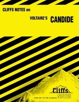 (ebook) CliffsNotes on Voltaire's Candide