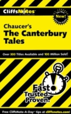 (ebook) CliffsNotes on Chaucer's The Canterbury Tales