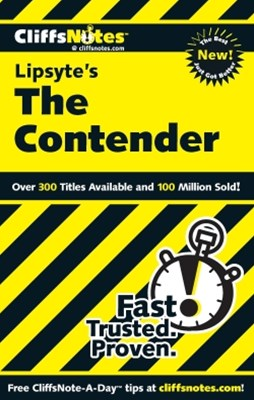 (ebook) CliffsNotes on Lipsyte's The Contender