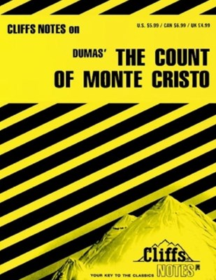 (ebook) CliffsNotes on Dumas' The Count of Monte Cristo