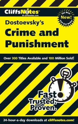 (ebook) CliffsNotes on Dostoevsky's Crime and Punishment