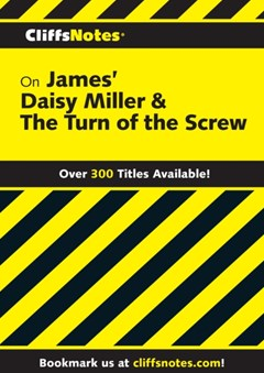(ebook) CliffsNotes on James