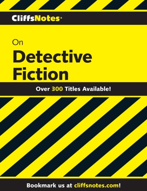 CliffsNotes on Detective Fiction