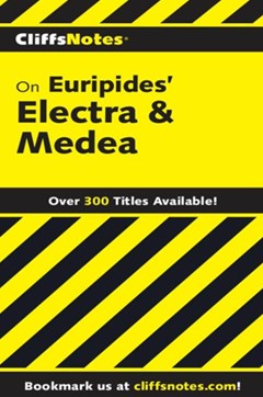 CliffsNotes on Euripides