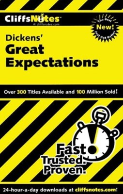 (ebook) CliffsNotes on Dickens' Great Expectations