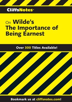 CliffsNotes on Wilde