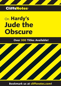 (ebook) CliffsNotes on Hardy