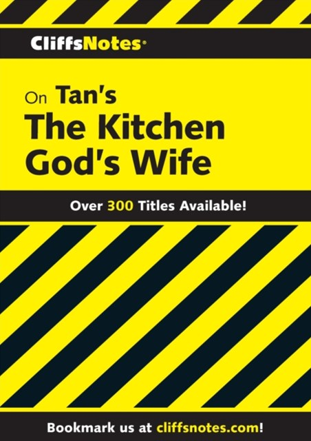 (ebook) CliffsNotes on Tan's The Kitchen God's Wife