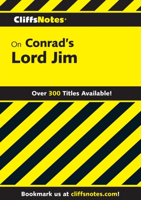 (ebook) CliffsNotes on Conrad's Lord Jim