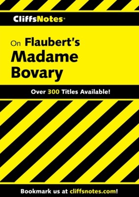 (ebook) CliffsNotes on Flaubert's Madame Bovary