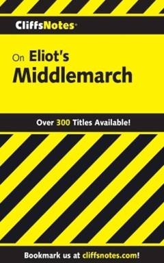 (ebook) CliffsNotes on Eliot