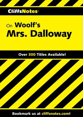 (ebook) CliffsNotes on Woolf's Mrs. Dalloway