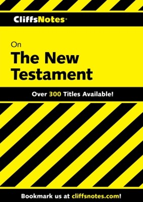 (ebook) CliffsNotes on The New Testament