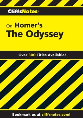 (ebook) CliffsNotes on Homer's The Odyssey