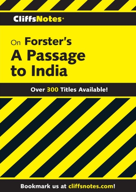 (ebook) CliffsNotes on Forster's A Passage To India