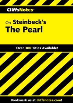 (ebook) CliffsNotes on Steinbeck