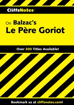 CliffsNotes on Balzac