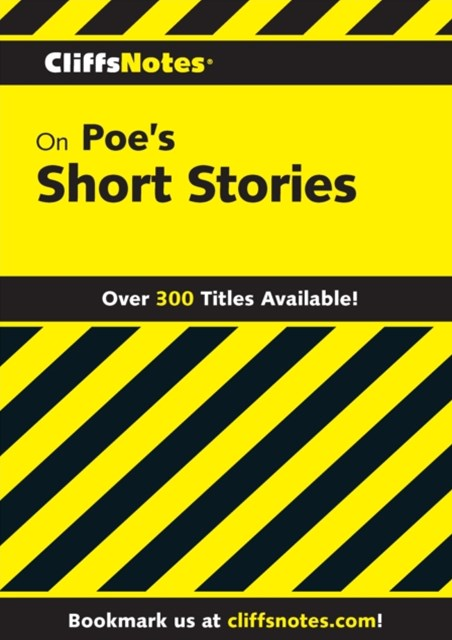 (ebook) CliffsNotes on Poe's Short Stories