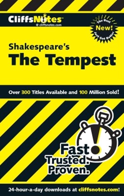 (ebook) CliffsNotes on Shakespeare's The Tempest