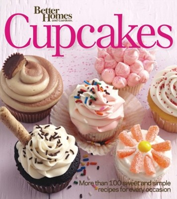 (ebook) Better Homes and Gardens Cupcakes